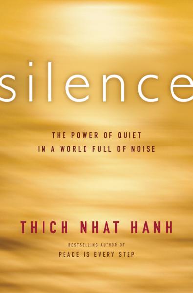 Silence the silence in the garden
