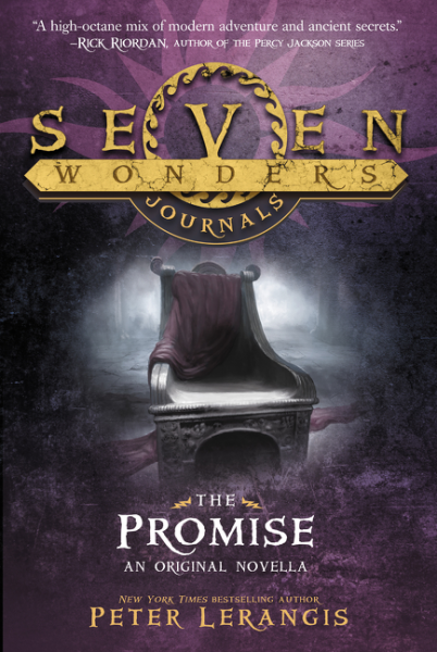 Seven Wonders Journals: The Promise seven wonders