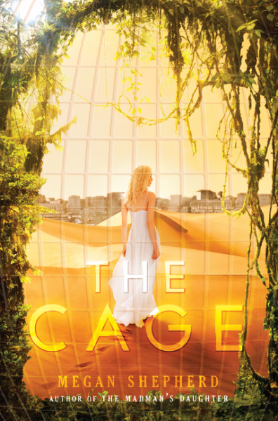 The Cage what she left