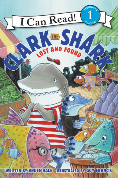 Clark the Shark: Lost and Found декоративное мыло wild from lost to found on the pacific crest trail a book