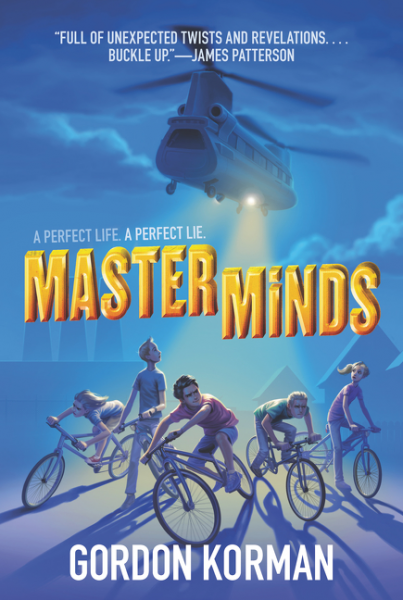 Masterminds the book of serenity