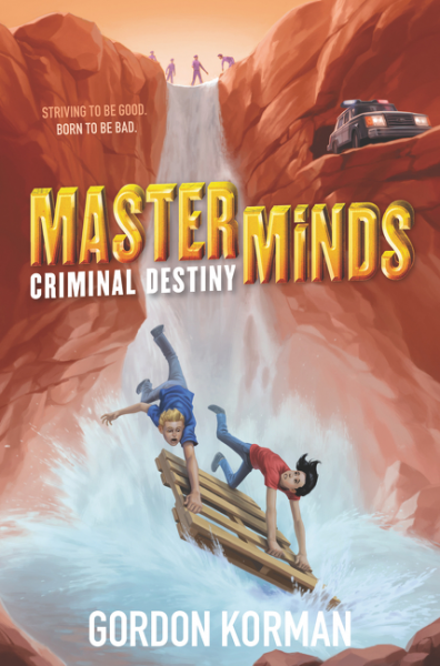 Masterminds: Criminal Destiny dickens c going into society and hunted down