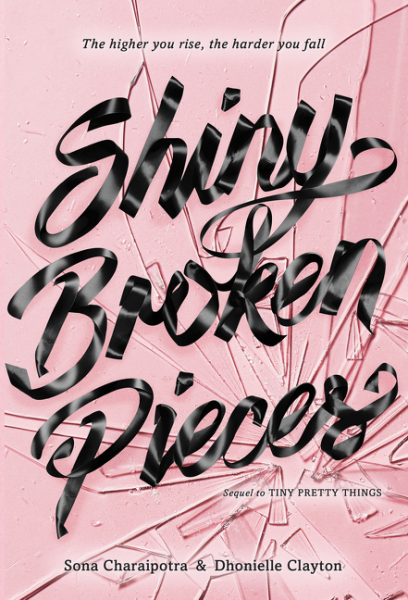 Shiny Broken Pieces: A Tiny Pretty Things Novel m f k fisher love in a dish and other pieces