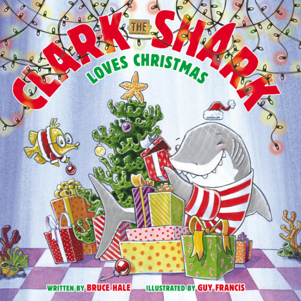 Clark the Shark Loves Christmas amory c the cat who stayed for christmas