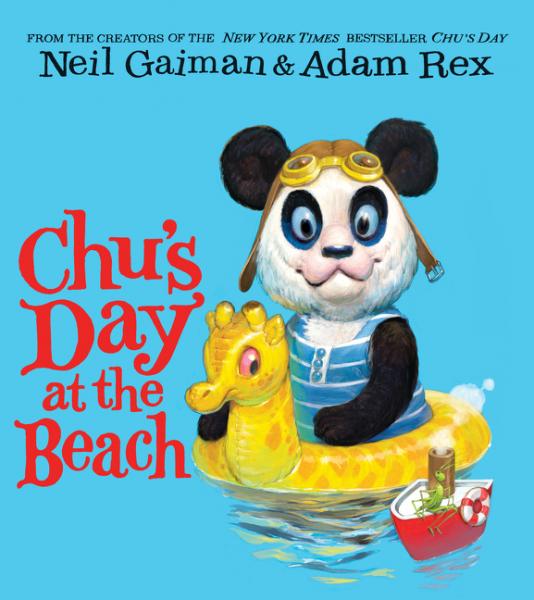 Chu's Day at the Beach Board Book neil barrett футболка