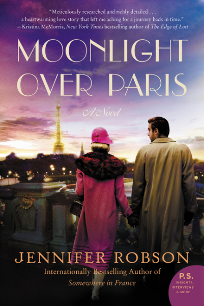 Moonlight Over Paris what she left