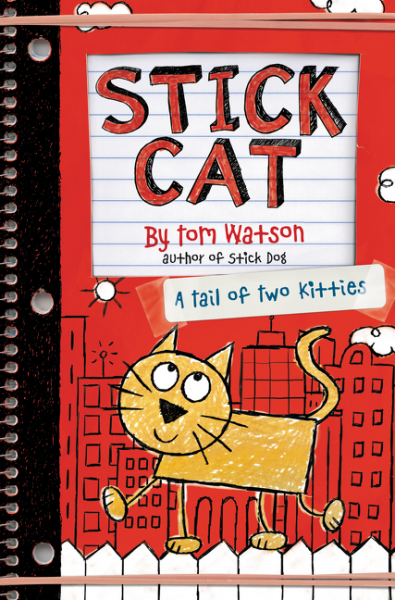 Stick Cat stick cat cats in the city