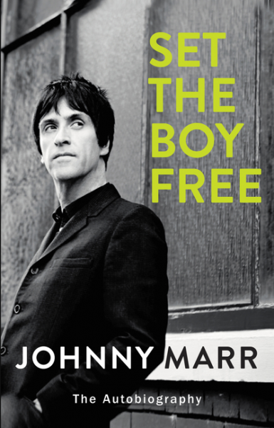 Set the Boy Free johnny marr manchester
