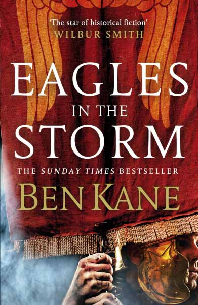 Eagles in the Storm sword in the storm