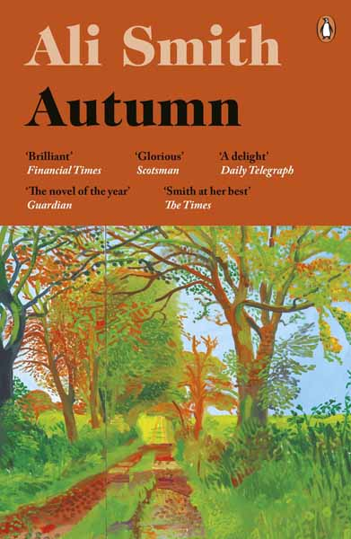 Autumn: Shortlisted for the Man Booker Prize 2017 a man in love