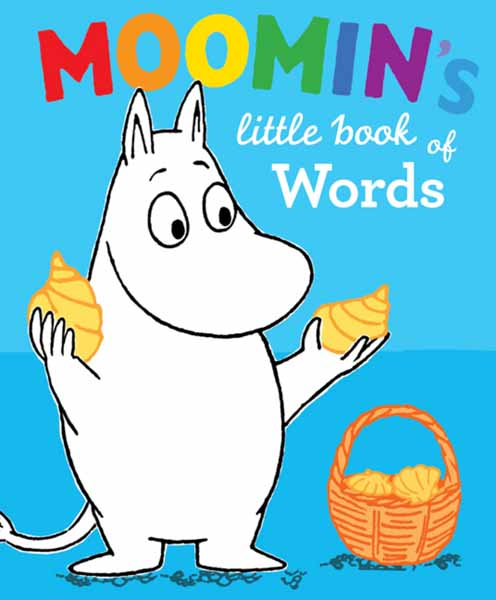 Moomin's Little Book of Words scenes from provincial life
