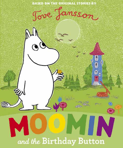 Moomin and the Birthday Button to be too tf15203 to be too