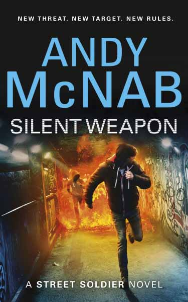 Silent Weapon - A Street Soldier novel the situation of street walking prostitutes