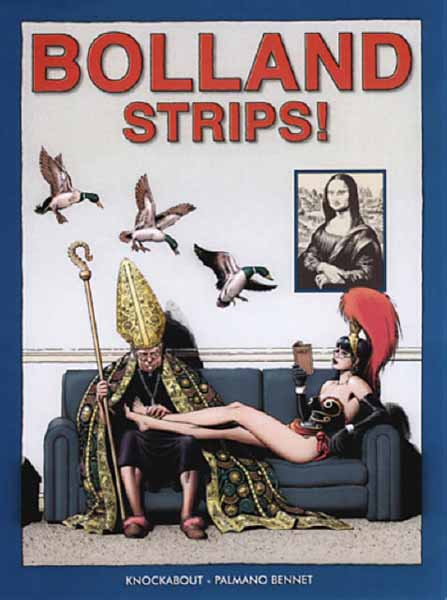 Bolland Strips! плакат batman the killing joke cover