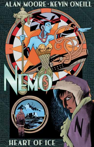 Nemo: Heart of Ice verne j journey to the center of the earth