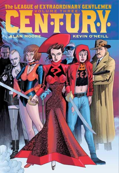 League of Extraordinary Gentlemen Vol. III Century extraordinary x men vol 2 apocalypse wars