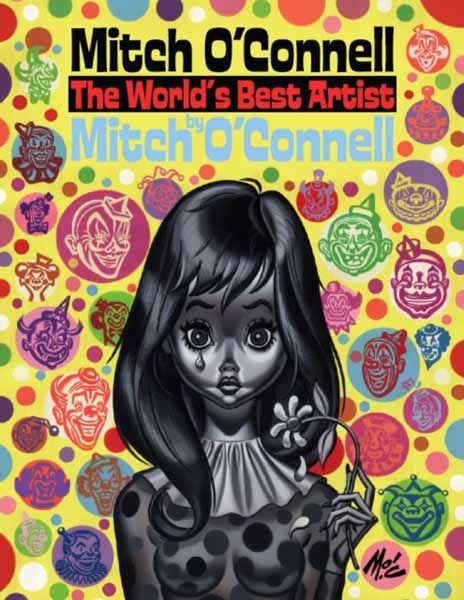 Mitch O'connell, The World's Best Artist father and son of the complete collection of sound books classics children s comics best selling books