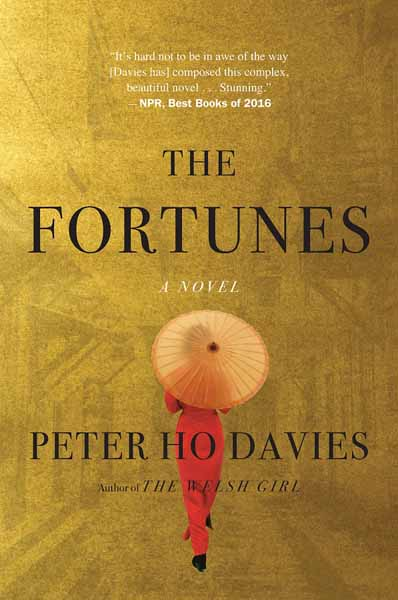 The Fortunes the lonely polygamist – a novel