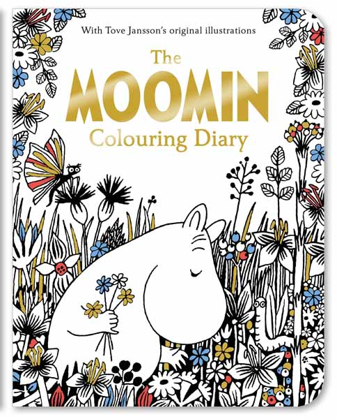 The Moomin Colouring Diary enhancing the tourist industry through light