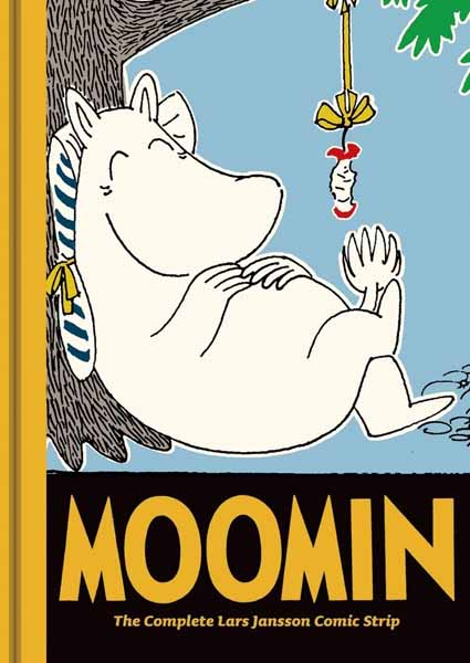 Moomin Book Eight. The Complete Lars Jansson Comic Strip moomin and the ocean s song