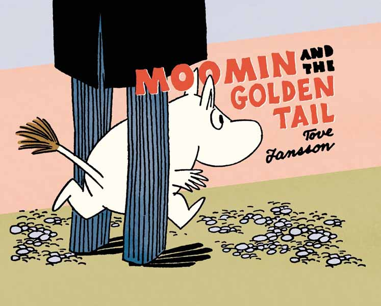 Moomin and the Golden Tail moomin and family life