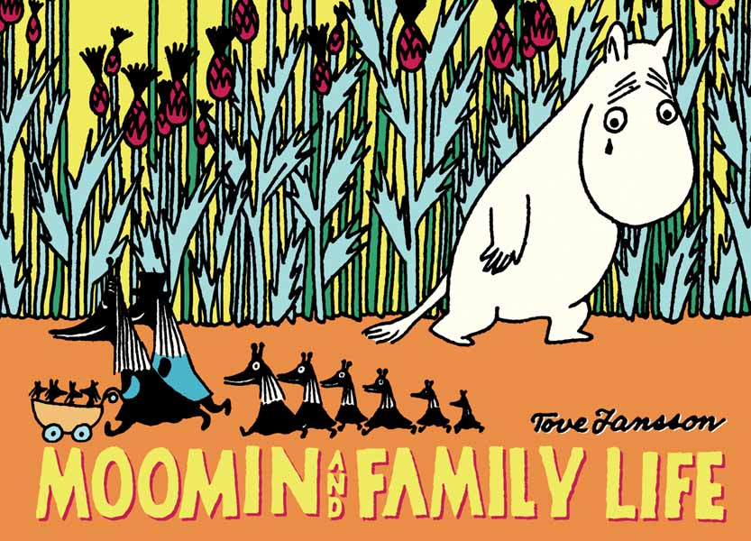 Moomin and Family Life moomin and the ocean s song