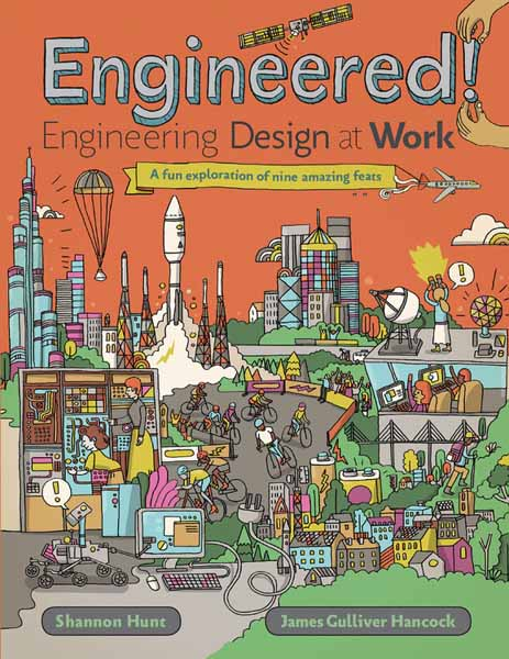 Engineered!: Engineering Design at Work biology is technology – the promise peril and new business of engineering life