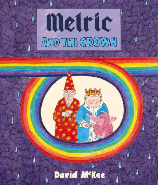 Melric and the Crown sorcerer to the crown