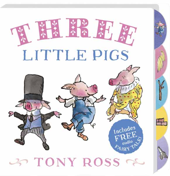 The Three Little Pigs цена