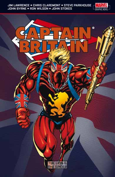 Captain Britain Vol.3: The Lion And The Spider from the new world vol 3