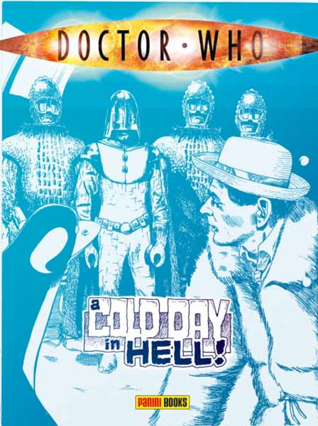 Doctor Who: A Cold Day in Hell editor