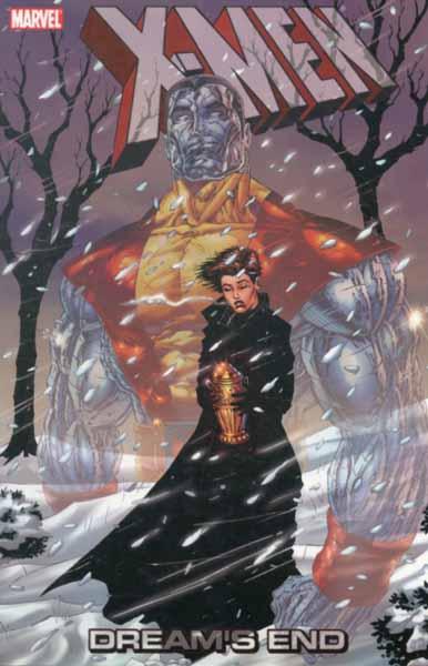 X-Men: Dream's End uncanny x men volume 5 the omega mutant