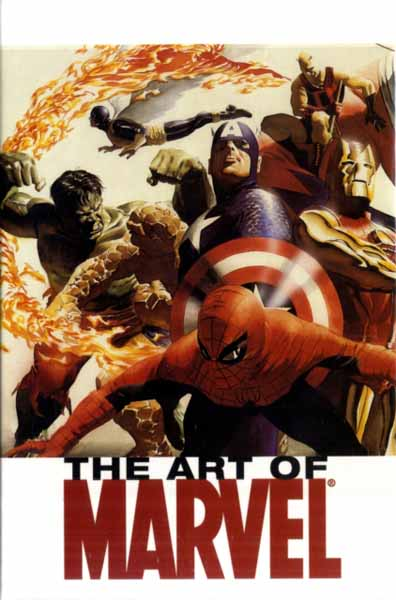 The Art Of Marvel Vol.1 the art of marvel vol 2