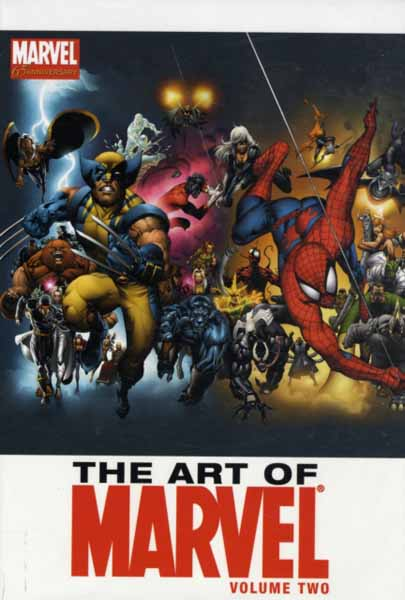 The Art Of Marvel Vol.2 the art of marvel vol 2
