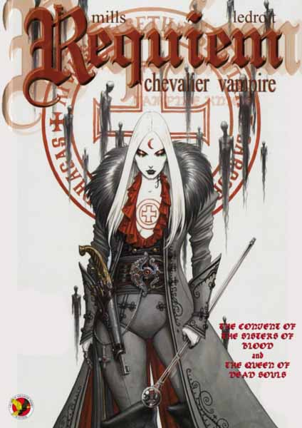 Requiem Vampire Knight Vol. 4 lament of the lost moors vol 4 kyle of klanach
