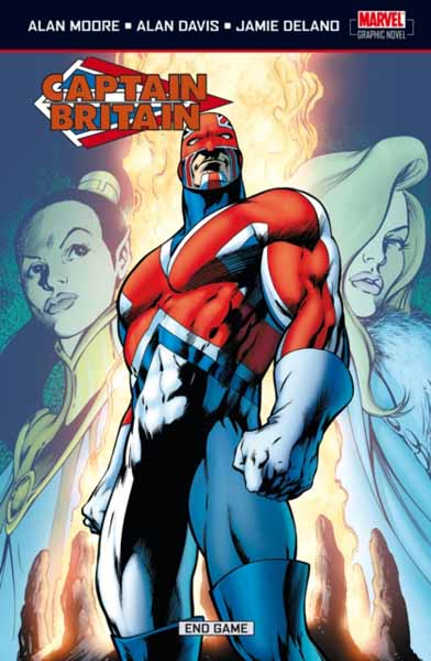 Captain Britain Vol.5: End Game britain and her people