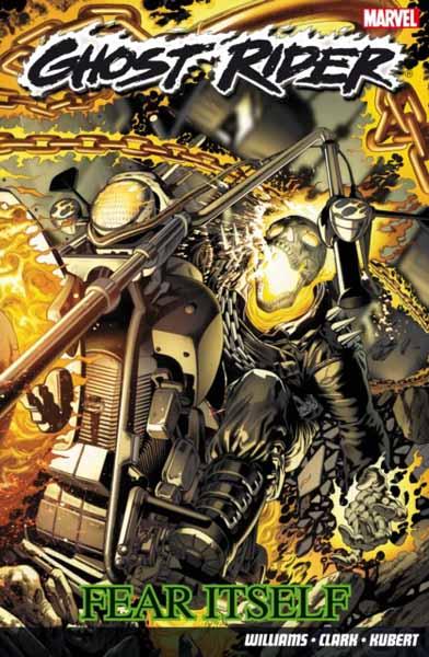 Ghost Rider: Fear Itself купить the johnny the skull