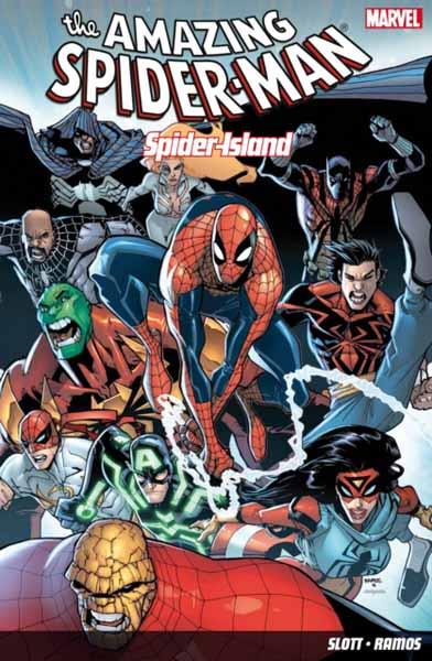 Amazing Spider-Man: Spider Island spider man new york stories