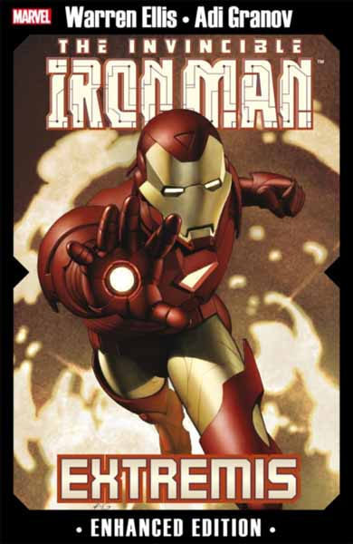 The Invincible Iron Man: Extremis the avengers iron man alltronic era resin 1 4 bust model mk43 statue half length photo or portrait the collection gift wu573