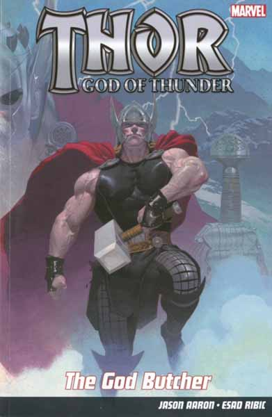Thor: God Of Thunder bride of the water god v 3