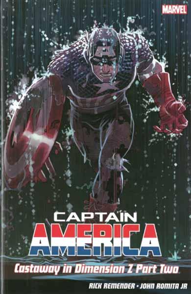 Captain America Vol.2: Castaway In Dimension Z democracy in america nce