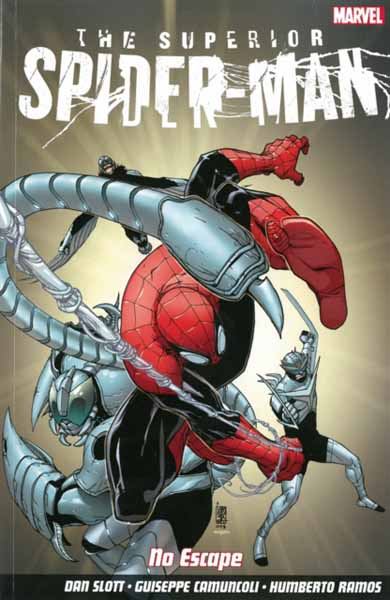 Superior Spider-Man: No Escape the superior spider man volume 3 no escape