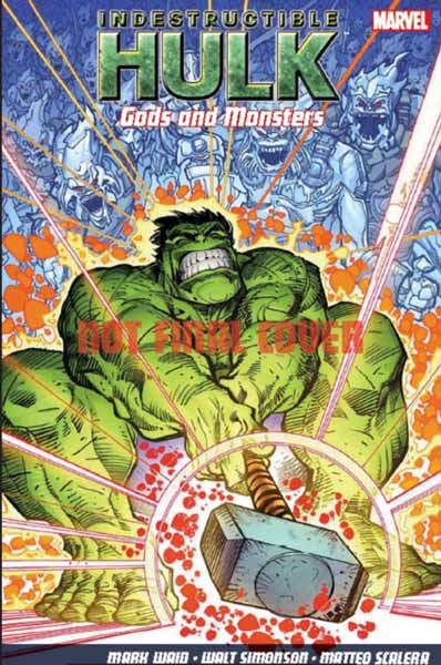 Indestructible Hulk Vol.2: Gods And Monster bela 10241 super heroes avengers hulk lab smash set with taskmaster falcon hulk thor turret robot modok action figure toys