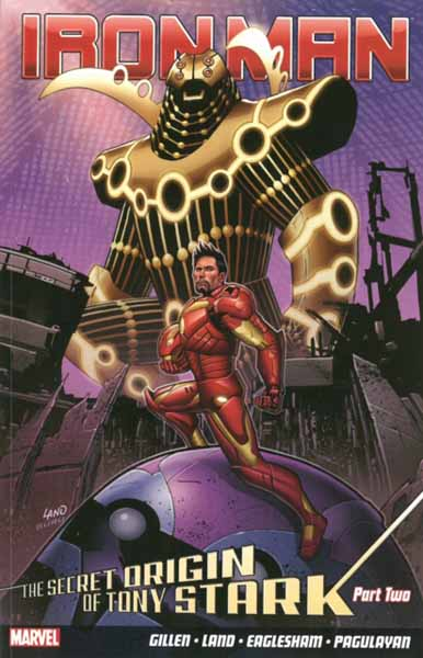 Iron Man Vol.3: The Secret Origin Of Tony Stark the totally awesome hulk vol 3
