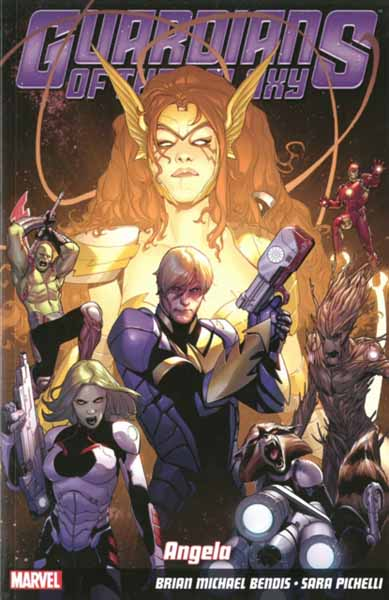 Guardians Of The Galaxy Volume 2: Angela masters of the universe