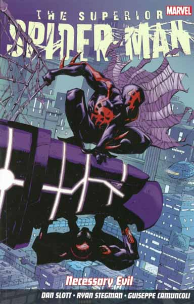 Superior Spider-Man Vol. 4: Necessary Evil the superior spider man volume 3 no escape