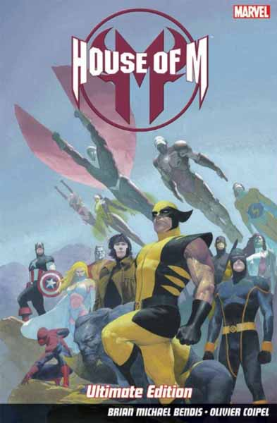 House Of M - Ultimate Edition verne j journey to the centre of the earth