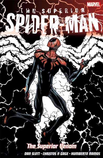 Superior Spider-Man Vol. 5: The Superior Venom the superior spider man volume 3 no escape