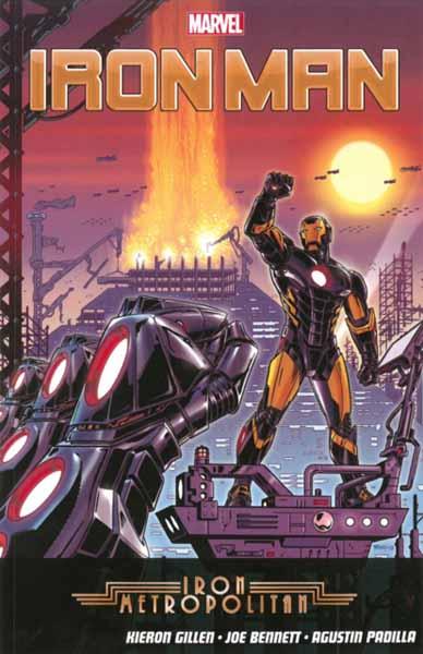 Iron Man Vol. 4: Metropolitan earth 2 society vol 3 a whole new world