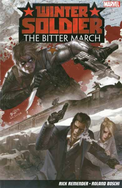 Winter Soldier. The Bitter March madox ford f the good soldier
